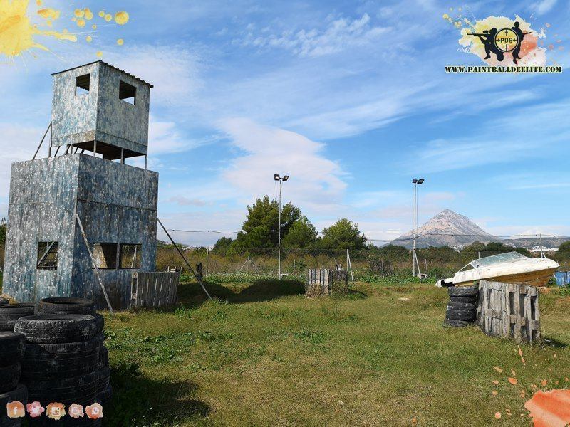 Black Ops 1paintball