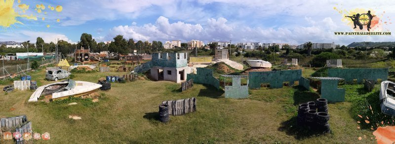 Panoramica Black Ops 1paintball