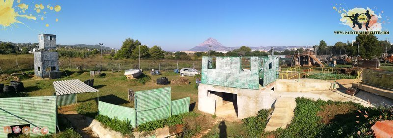 Panoramica Black Ops 2paintball